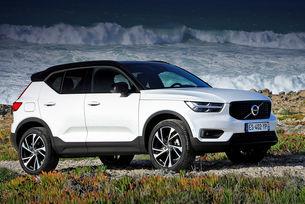 Увеличават производството на Volvo XC40 в Европа