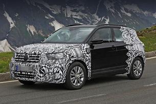Немската компания Volkswagen провежда финални тестове на нов компактен кросоувър, който ще се продава под името T-Cross