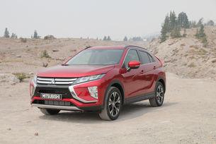 Mitsubishi Eclipse Cross: Укротява излишен адреналин