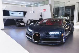 Откриха нов шоурум на Bugatti в Торонто