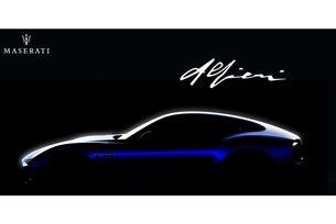 Maserati подготвя нова продуктова офанзива