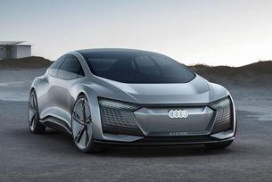 Audi пуска автономна флотилия до три години
