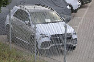 Mercedes GLE (W167): Ново поколение SUV от 2018