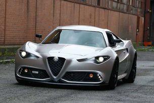 Студията Alfa Romeo Mole Costruzione Artigianale 001