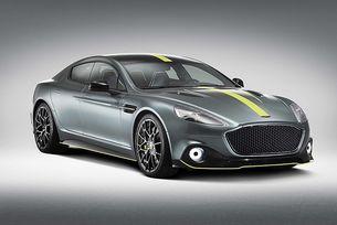 "Aston Martin пусна ""горещ"" Rapide AMR"