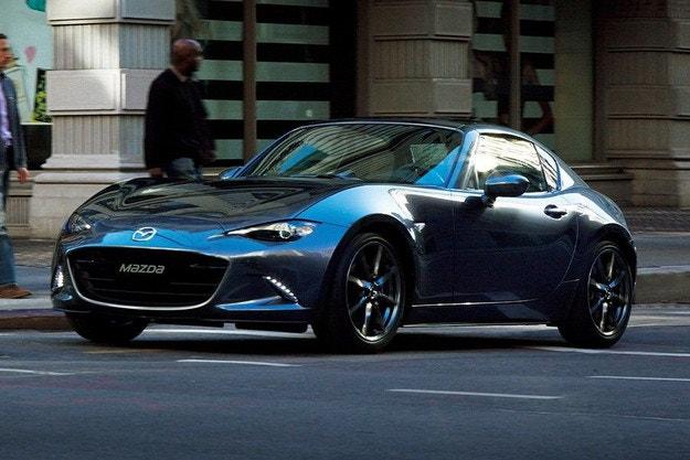 Представиха японската версия на Mazda MX-5 2019