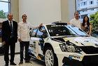 Мегапорт представи новата Skoda Fabia R5