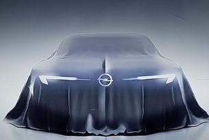 Opel подготвя за премиера загадъчен концепт