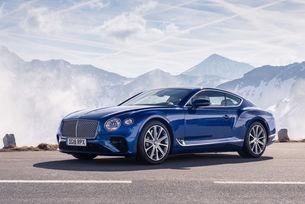 Bentley отдава почит на модните си шивачи
