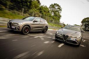 Alfa Romeo: Лимитирана серия NRING за Giulia и Stelvio