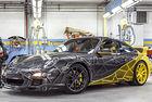 Art Car: Porsche 911 от Ричард Орлински