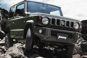 Suzuki разкри новия офроудър Jimny