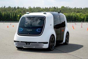 Автономните автомобили VW идват през 2021 г.
