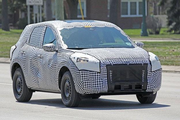 Ford Kuga (2019): Данни и снимки на новия SUV