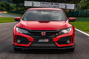 Honda Civic Type R постави рекорд на пистата Спа