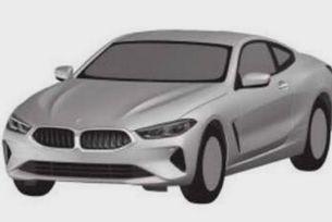 Разсекретиха BMW Серия 8 с четири врати