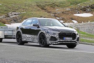 Audi RS Q8 (2019): Мощен SUV с повече от 600 к.с.