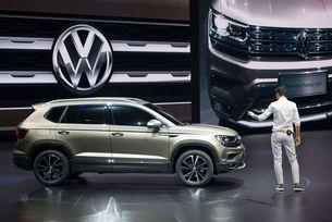 Нова структура на пазарите за концерна VW