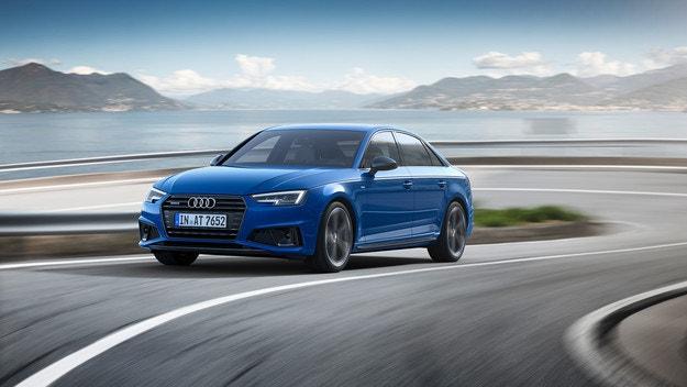 Audi показа обновения A4 за моделната 2019