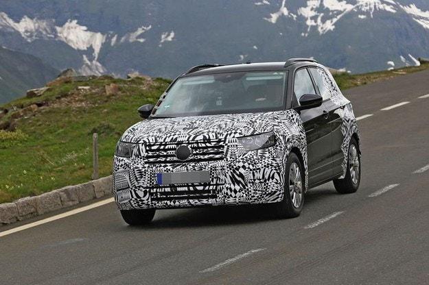 Новият VW Polo SUV: T-Cross идва през 2019