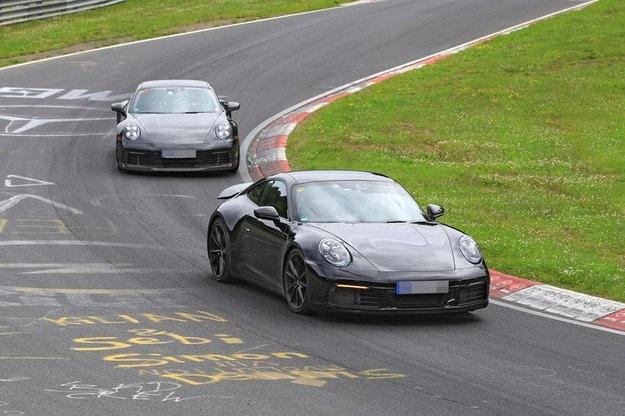 Новото Porsche 911 (992: Цялата информация