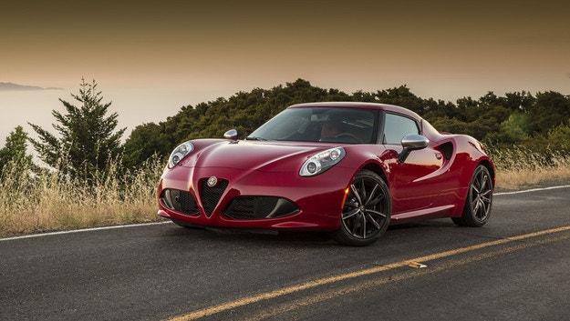 Купето Alfa Romeo 4C ще бъде пенсионирано