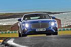 Bentley Continental GT: Синя кръв