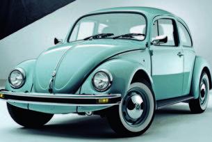 VW превръща Beetle в електрически седан