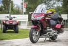 ATV машините на Honda дебютираха наред с Gold Wing и CB125R