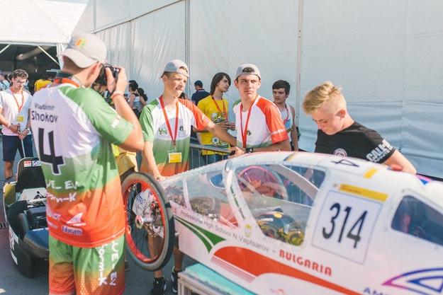 Достойно представяне от българските отбори  на Shell Eco-marathon Европа 2018