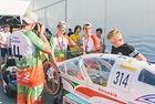 Достойно българско представяне на Shell Eco-marathon 2018