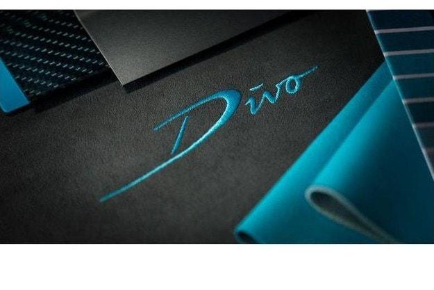 Bugatti Divo и Bugatti Chiron Sport