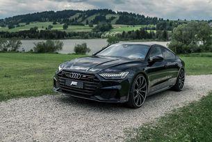 Audi A7 (C8): Тунинг от Abt