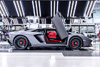 Началото на рекордна година за Lamborghini
