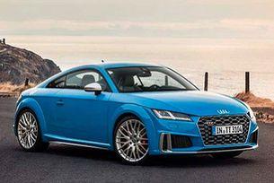 Разсекретиха обновения Audi TT преди премиерата