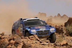 Рали Дакар - етап 8
