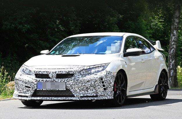 Honda ще обнови Civic Type R догодина