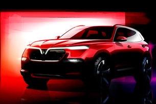 Виетнамската VinFast представя SUV и седан в Париж