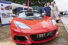 Lotus Evora GT410 Sport Jim Clark Edition в Гудууд