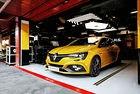 Renault представи новия екстремен Megane RS
