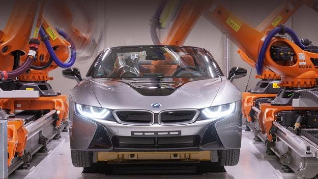 BMW въвежда томография в производството