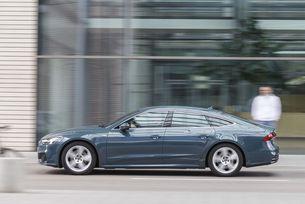 Audi A7 50 TDI quattro: Експрес към бъдещето