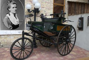 Bertha Benz Memorial Route