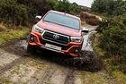 Toyota Hilux със специална версия Exclusive