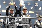Лефтеров и Джаспър се качиха два пъти на подиума - като победители в клас Pro-Am и на второ място в генералното класиране