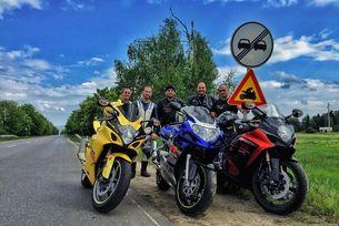 За първи път среща на GSX-R феновете в България