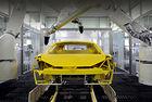 Ferrari усвоява нова технология за боядисване