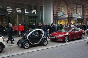Tesla обяви мистериозен миниатюрен автомобил