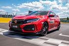Нов рекорд на Honda Civic Type R с Дженсън Бътън