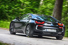 BMW i8 Protonic Frozen Black Edition: Футуролог